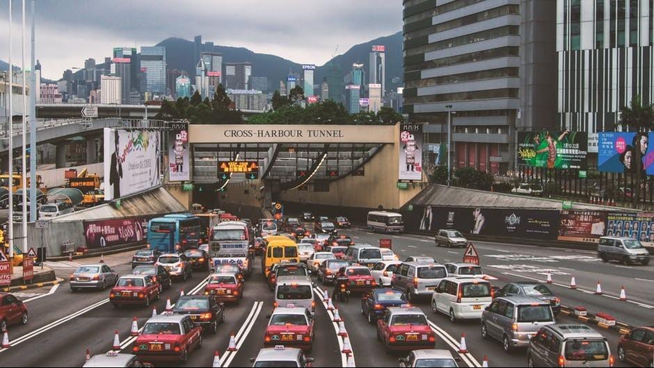 massive traffic